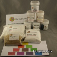 Earth Palette Cotton Dye Kit