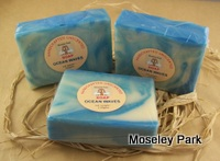 Ocean Waves - Shea Butter Soap
