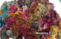 #3329 Dyed Corriedale Fleece