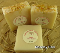 In the Garden - Handmade  Soap