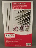 Knit Pro Nova Interchangeable Deluxe Set
