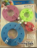 Rejoice Pom Pom Maker Set