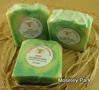 Rosemary & Eucalyptus Shampoo Soap