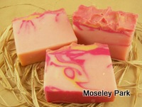 Spiced Rose Soap