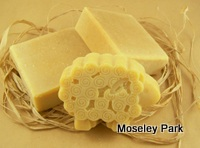 Vanilla & Lavender - Honey Oat Soap