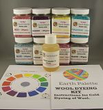 Earth Palette Wool Dye Kit